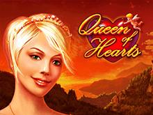 Автомат Королева Сердец в Вулкан Удачи
